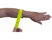 Reflexný pásik na ruku samonavíjací