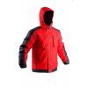 Pracovná zimná bunda IRVINE červená
