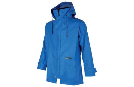 Pláštenka ARDON AQUA blúza s kapucňou modrá