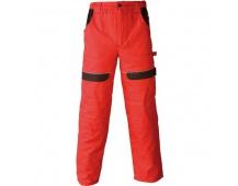 Pracovné nohavice COOL TREND červené