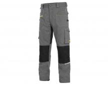 Pracovní kalhoty pas CXS STRETCH, šedé