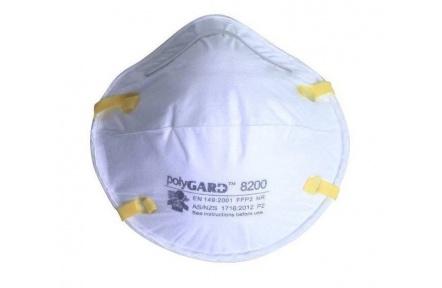 Respirátor polyGARD 8200 FFP2