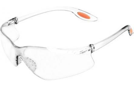 Ochranné okuliare Kings číre