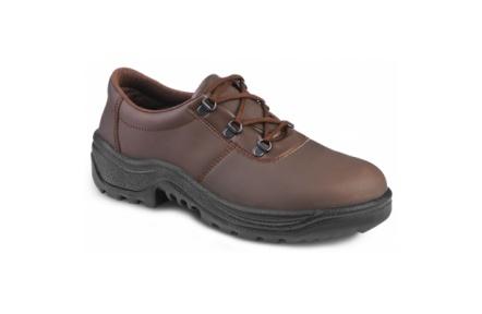 Pracovná obuv ARAL hnedá O1! DOPREDAJ!