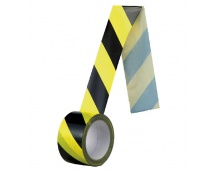 Bezpečnostná páska samolepiaca žlto-čierna - 60mm