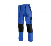 Pracovné nohavice do pása LUX JOSEF modré