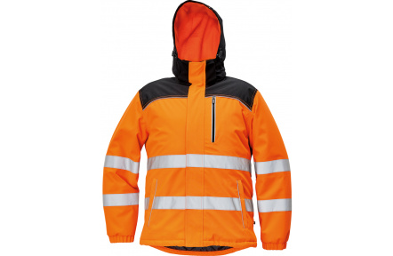 KNOXFIELD HI-VIS WINTER JACKET