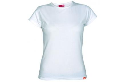 Tričko dámske BALI, biele
