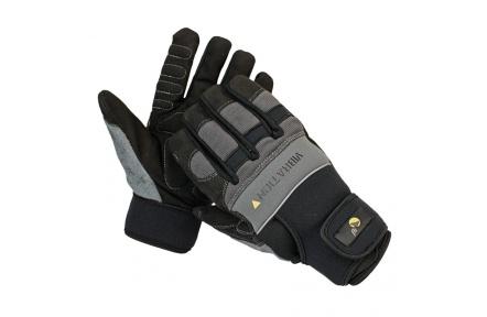 Antivibračné rukavice NIGRA