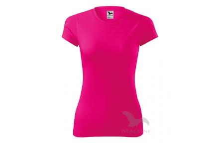 Triko dámské Adler FANTASY 140, neon pink
