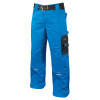 Pracovní kalhoty 4TECH do pasu modré 194cm