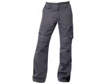 Pracovní kalhoty do pasu URBAN+ tmavě šedé