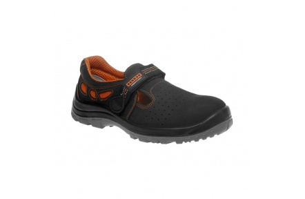 Pracovný sandál BENNON Lux S1 s oceľovou špicou