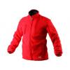 Fleesová bunda Otawa červená