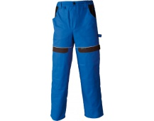 Pracovné nohavice COOL TREND modré dámske