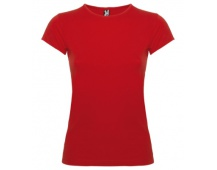 Tričko dámske BALI, červené