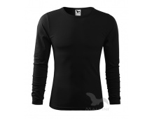 Triko Adler FIT-T LONG SLEEVE 119, černé
