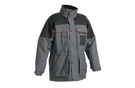 Pracovná zimná bunda ULTIMO sivá