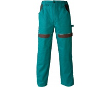 Pracovné nohavice COOL TREND zelené