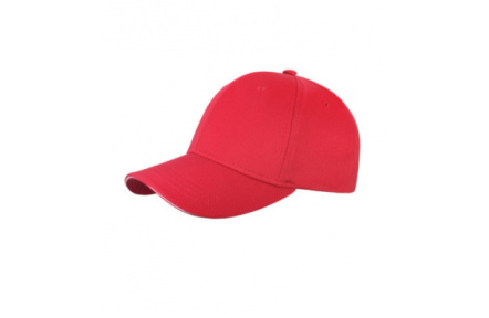 Šiltovka COOL comfort, červená