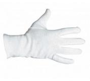 Pracovné rukavice KITE bielej