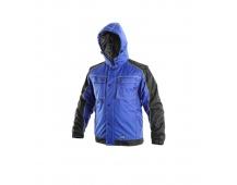 Pracovná zimná bunda IRVINE modrá