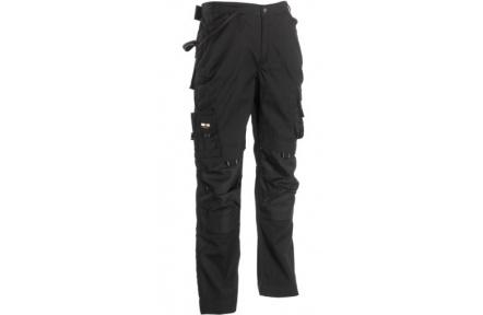 Pracovné nohavice HEROCK Dagan čierne