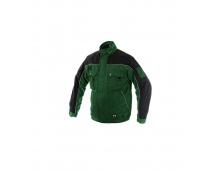 Pracovná bunda ORION zelená