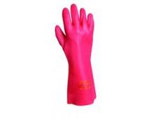 Pracovné rukavice STANDARD červené