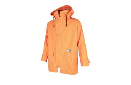 Pláštenka ARDON AQUA blúza s kapucňou oranžová