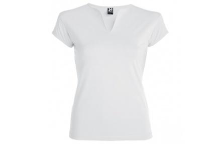 Tričko dámske BELICE, biele