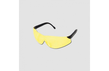 Ochranné okuliare Kings žlté