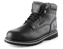 Kotníková obuv CXS ROAD CLARKE, černá
