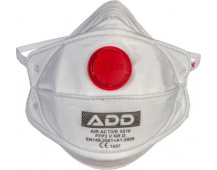 Respirátor FFP3 ADD AIR ACTIVE, s ventilkem