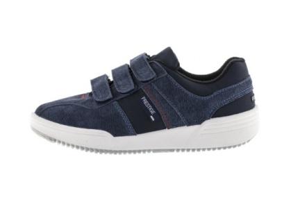 Pracovní obuv PRESTIGE Denim suchý zip
