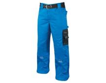 Pracovné nohavice 4TECH do pása modrej