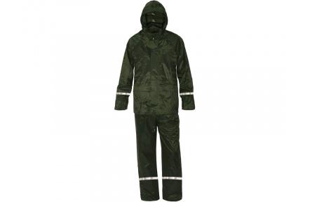 Voděodolný oblek CXS PROFI, zelený