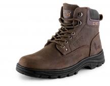 Zimná pracovná obuv ROAD GRAND Winter hnedá