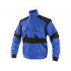 ZIMNÉ pracovná bunda LUX HUGO modrá
