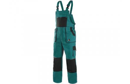 Pracovné nohavice lacl LUX EMIL zelené predl.