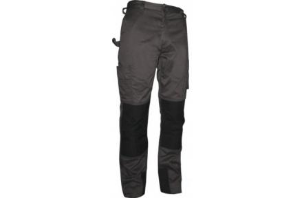 Pracovní kalhoty HEROCK Titan, šedé