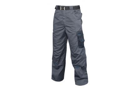 Pracovné nohavice 4TECH do pása šedej