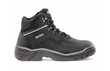 Kotníková obuv ARTRA Arles S3, černá 6160