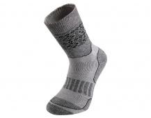 Zimní ponožky SKI, šedé