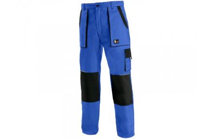 Pracovní kalhoty CXS LUXY Josef, 194cm, modro-černé