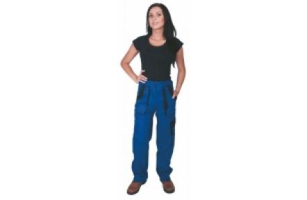 Pracovné nohavice dámske LUX ELENA modré