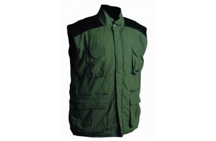 Pracovná vesta DAVIDA (DANNY) zelená