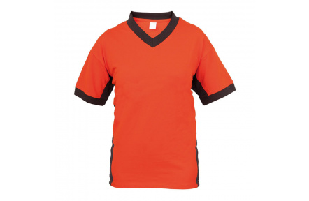 Tričko Sirius Theron oranžovo-šedej