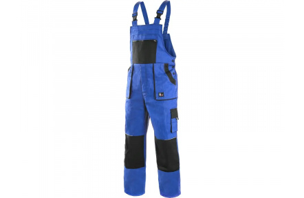 ZIMNÉ pracovné nohavice lacl LUX MARTIN modré