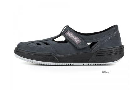 Letní PRESTIGE sandál tm.šedý